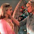 Britney Spears et Kim Cattrall dans  Crossroads .