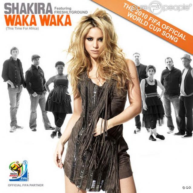 Shakira : Malgré ses bonnes intentions, une polémique autour de son hymne pour la Coupe du Monde ?