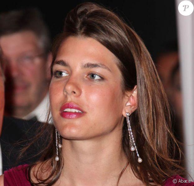 Charlotte Casiraghi, l'une des héritières du trône de Monaco