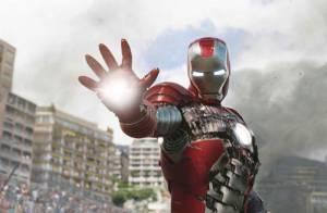 Iron Man pulvérise tout sur son passage... seul Patrick Chirac lui résiste encore !