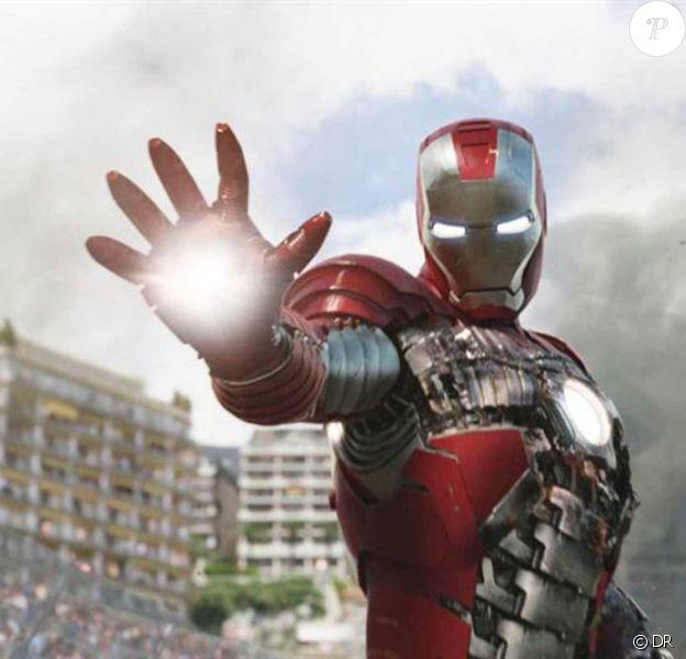 Des images d'Iron Man 2, de Jon Favreau, qui cartonne au box-office !