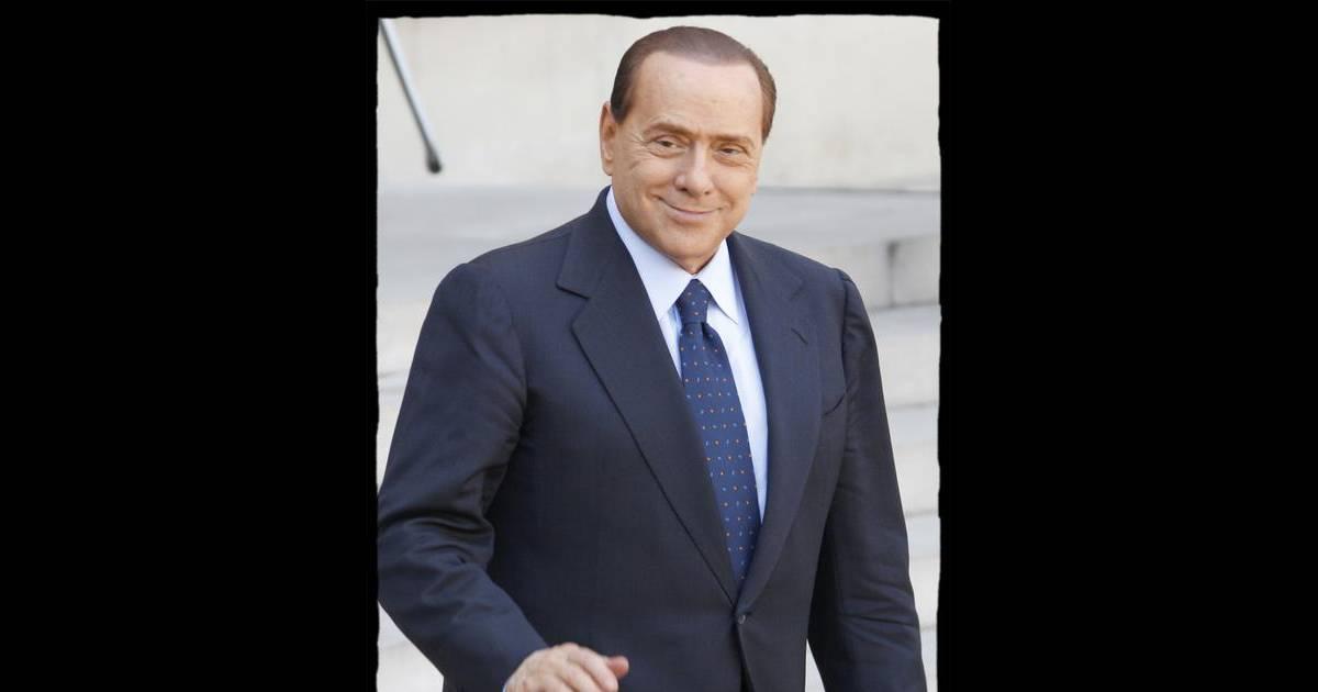 silvio berlusconi pr sident du conseil des ministres italien. Black Bedroom Furniture Sets. Home Design Ideas