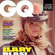 Ilary Blasi en couverture du magazine GQ