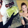 Sarah Jessica Parker lors du lancement de son parfum Covet