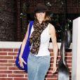 La célèbre actrice américaine Sarah Jessica Parker