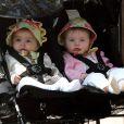 Les adorables jumelles de Sarah Jessica Parker !
