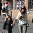 Sarah Jessica Parker et son fils James