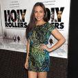 Stella Keitel lors de la première du film Holy Rollers à New York, le 10 mai 2010