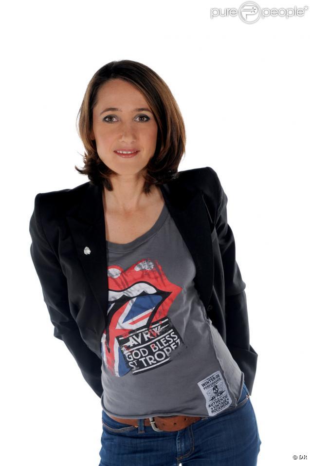 Alexia Laroche-Joubert, productrice de Dilemme
