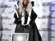 Lady Gaga, en toute simplicité, récupère enfin ses prix !