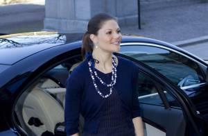 Victoria de Suède : Retour au pays après avoir volé au secours de sa soeur !
