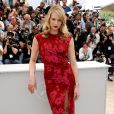 Lucy Punch lors du photocall à Cannes pour You Will Meet A Dark Stranger, le 15 mai 2010