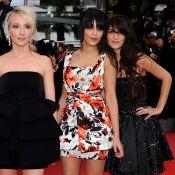 Cannes 2010 - Les superbes Géraldine Nakache, Leïla Bekhti et Audrey Lamy s'offrent un brillante montée des marches !