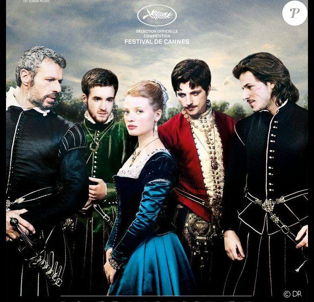 Des images de La princesse de Montpensier, de Bertrand Tavernier.