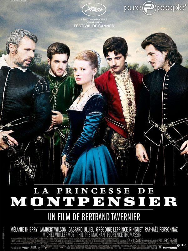 Des images de  La princesse de Montpensier , de Bertrand Tavernier.