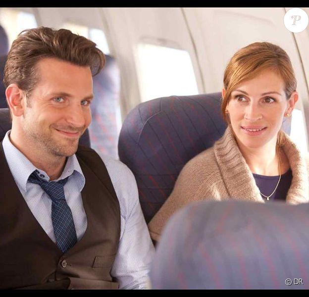 Bradley Cooper et Julia Roberts dans Valentine's Day.