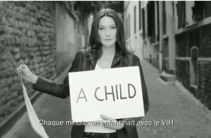 Regardez l'engagée Carla Bruni, soutenue par Bill Gates et Bono... dévoiler des nouvelles pleines d'espoir ! (réactualisé)