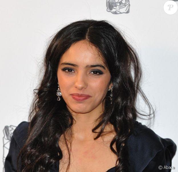 Hafsia Herzi en février 2010