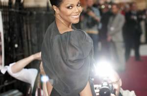 Janet Jackson : Radieuse, silhouette amincie, nouvelle coupe, une vraie star... de cinéma !