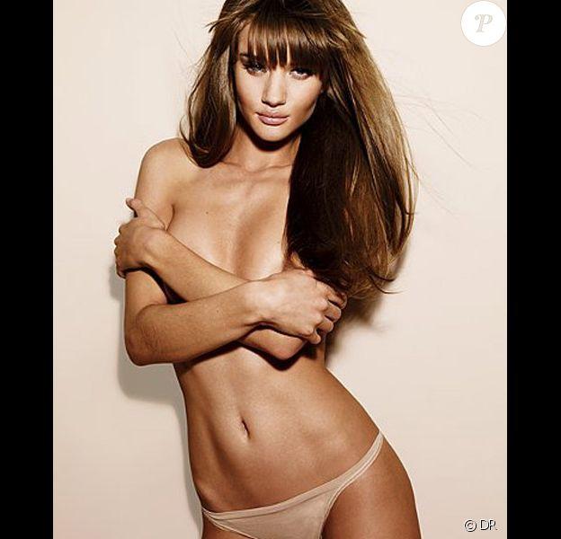 Rosie Huntington-Whiteley pour Victoria's Secret !