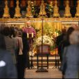 Obsèques de Robert Laffont, le 26 mai 2010.