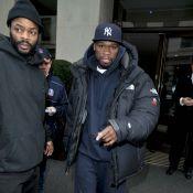50 Cent : Découvrez les photos de sa choquante perte de poids !