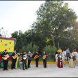 Soirée de solidarité Chico & les Gypsies au patio de Camargue afin de récolter des fonds pour la cause du don d'organes et celle de l'association Rêves le 28 mai 2010