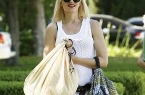Gwen Stefani : Toujours aussi collée à sa famille, elle laisse son fils Kingston dévoiler son côté girly !