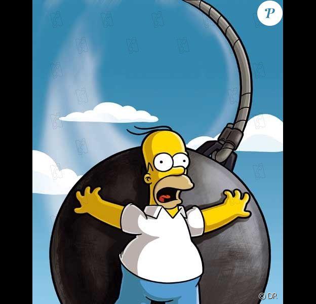 Homer Simpson élu meilleur personnage de film et série télé.