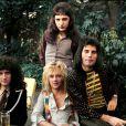 Le groupe britanique Queen