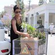 Halle Berry s'achète des plantes, le 4 juin 2010