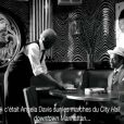 Images extraites d' Angela , le nouveau clip de Yannick Noah