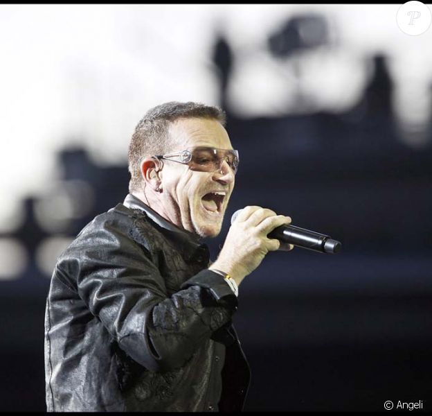 Bono, chanteur de U2