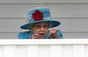 La reine Elizabeth II, et ses enfants et petits-enfants, ont fait un véritable festival de couleurs !