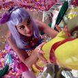 Images du clip  California Gurls  de Katy Perry avec Snoop Dogg