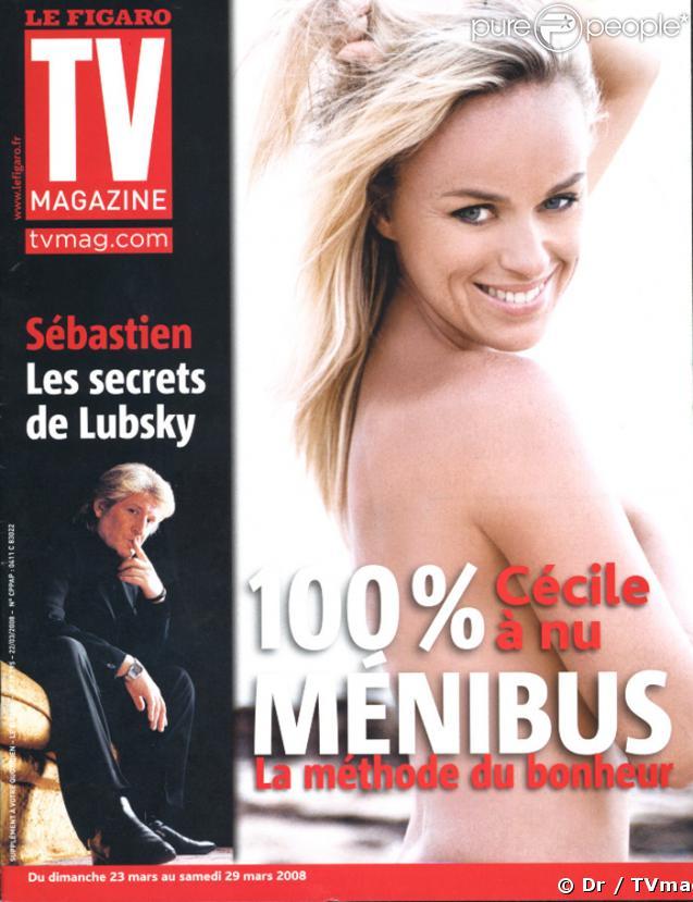 Cécile de Ménibus sexy