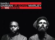 """Nas et Damian Marley : Deux célèbres """"fils de"""" qui se découvrent... un magnifique lien de parenté !"""