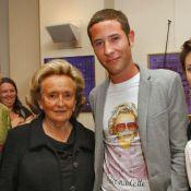 Bernadette Chirac devient l'égérie d'un jeune créateur suisse !