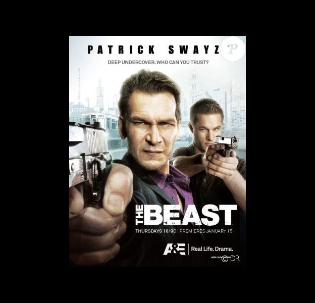The Beast, la série tournée par Patrick Swayze avant son décès, sera diffusée en exclusivité en France sur Paris Première à partir du 4 juillet.
