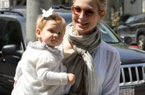 Kelly Rutherford : Son adorable fille lui vole déjà la vedette !