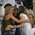 Wahiba Ribéry et ses copines femmes de footballeurs