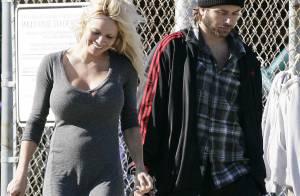 Pamela Anderson et Rick Salomon :  toujours mariés, ils veulent faire annuler leur union...