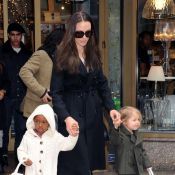 La sublime Angelina Jolie évoque son couple et sa famille : ''Shiloh, c'est un petit mec'' !