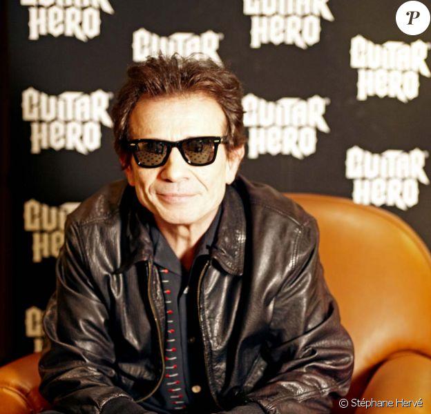 Philippe Manoeuvre pour Guitar Hero : Warrior of Rock !