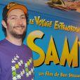 Vincent Desagnat à l'avant première du Voyage Extraordinaire de Samy, le 3 juillet 2010 au Gaumont Opéra.