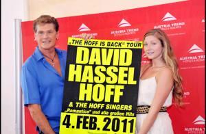 David Hasselhoff : Pour relancer sa carrière, il peut compter sur... Super-Taylor, sa fille !