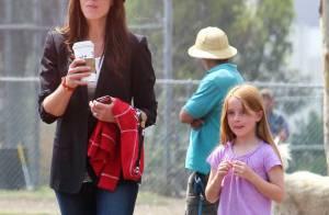 Brooke Shields, une maman et épouse comblée... qui aime les plaisirs simples !