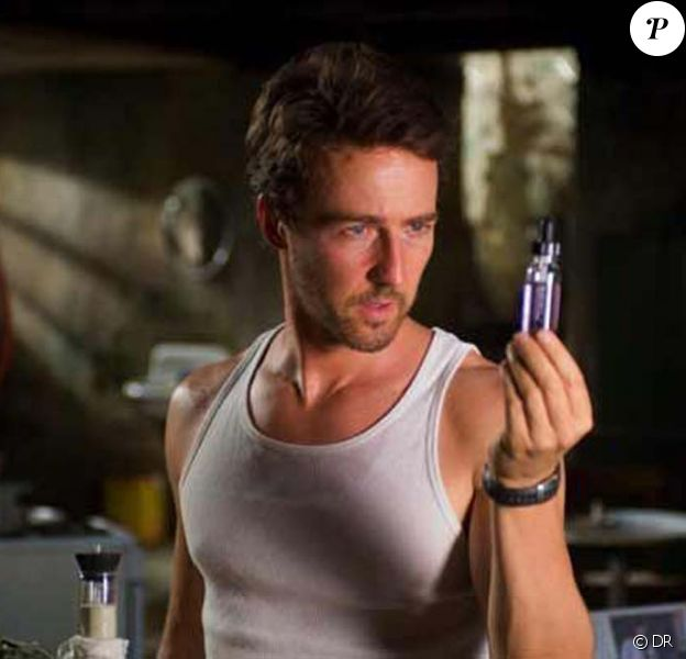 Edward Norton dans L'incoryable Hulk de Louis Leterrier, 2008
