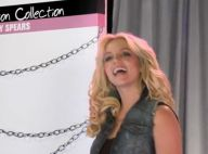 Regardez Britney Spears, absolument sublime pour promouvoir sa ligne de vêtements...