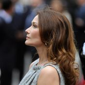 Carla Bruni-Sarkozy refuse la calomnie !